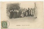 El Golea Reception Des Caids Voyagé 1907     Geiser  4 - Algérie