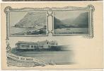 Sainte Helene Longwood Old House Napoleon Multi View Pioneer Card See Back - Sant'Elena