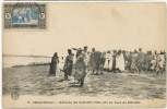 Mauritanie 9 Arrivée Du Schirr Sidi Ah En Face De Podor Coll. Duffau Non Voyagé - Mauritanie