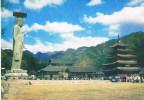 A Panoramic View Of Beobju Sa Temple  Korea - Corée Du Sud