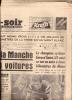 FRANCE SOIR DU 17 MARS 1960 MORT DU CYCLISTE GERARD SAINT CYCLISME - 1950 - Nu