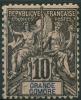 Grande Comores (1897) N 5 (o)