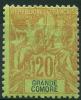Grande Comores (1897) N 7 * (charniere)