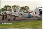 Percival Provost T1 S.56 (XF877, JX, G-AWVF) - Fliegerei