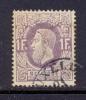 Belgique Oblitéré N° 36 - 1869-1883 Leopold II