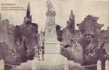 BERNISSART = Projet De Monument Aux Soldats Morts Pour La Patrie  (vierge) - Bernissart