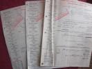 LOT DE 3 Factures DES CHOCOLATS MENIER 1913-1921- 1924 - 1900 – 1949