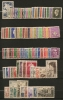 FRANCE - ANNEE COMPLETE 1945 (85 Timbres)  - Neufs Sans Charnière - 1940-1949