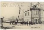 Carte Postale Ancienne Enghien Les Bains - La Villa De Villemessant Directeur Du Figaro - Militaires, Guerre - Enghien Les Bains
