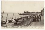 SAINT VALERY SUR SOMME. - Les Barques De Pêche Rentrées Au Port - Saint Valery Sur Somme