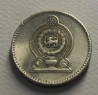 1991 - Sri Lanka - FIVE RUPEES, C.B.S.L. KM 148.2 - Sri Lanka