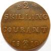 Norvège Norway 2 Skilling 1810 Km 280.1 QUALITE ! - Norvegia