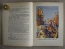 P. Mérimée Colomba Illustrations De P. Rousseau Rouge & Or.G.P 1952.Voir Photos. - Bibliothèque Rouge Et Or