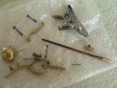 Répliques De Pièces Pour Pistolets à Silex Britanniques 18è S - Armi Da Collezione