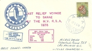 ANTARTIDA - SUDÁFRICA - BASE SANAE -  BUQUE R.S.A. (ÚLTIMO VIAJE) - Research Stations