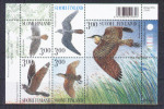Finlandia 1998 ** YT 2399-2404 Mini Pliego Completo, Aves - Birds