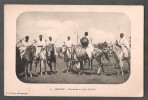 Harrar.- Carrousel Un Jour De Fête.  Soldats Abyssins. - Ethiopie