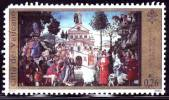 VATICANO  - 2002 - Usato - Cappella Sistina Restaurata - 0,26 € • Viaggio Di Mosè In Egitto - Rovinato - Oblitérés