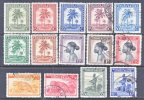Belgium Congo 207+  (o) - 1923-44: Used