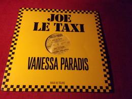 VANESSA PARADIS   ° JOE  LE TAXI - 45 T - Maxi-Single