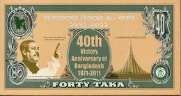 NEPAL 500 RUPEES 2009 P NEW WTM FLOWER UNC - Nepal