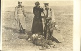 RED CROSS  ROTES KREUZ   Real Photo  WWI.    RUSSIA     Old Postcard - Croix-Rouge