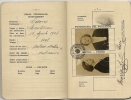 URUGUAY PASSPORT - PASAPORTE - PASSEPORT - 1951 With INTL CERTIFICATE OF VACCINATION And CERTIFICATE OF GOOD BEHAVIOR - Documents Historiques