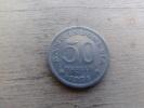 Indonesie  50  Rupiah  1971  Km35 - Indonésie
