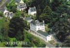 CROZON MORGAT 29 ( KERFLAHEL  MR ET MME COUTRAS ) 9 AVENUE D´ YS  CARTE DE VISITE  TRES BON ETAT  ! ! ! - Cartes De Visite