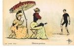 GUILLAUME -ILLUSIONS PERDUES   CPA Dos Non Divisé- H.LEYDIER 17 Rue Duhesme PARIS -- Neuve - TBE - Guillaume