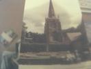Postcards X 5 Hinckley Original Cards 1970s - St Mary's Church / Market Place Regent Street + - Leicester