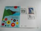1974 Conferenza Filatelica Internazionale Terrazza Martini Genova Italia - Betogingen