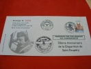 ENVELOPPE N°250 (SERIE LIMITEE A 500) - 50 Ans DISPARITION DE SAINT EXUPERY - 1994 - ASSOCIATION PEGASE - Avions