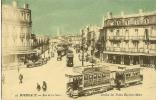 Bordeaux - Rue De La Gare - Station Des Trams Bacalan - Médoc - Bordeaux