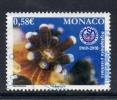 Monaco, Yv  Jaar 2010,  Gestempeld, Zie Scan - Used Stamps
