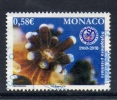 Monaco, Yv  Jaar 2010,  Gestempeld, Zie Scan - Mónaco