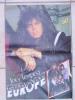 Poster Joey TEMPEST Groupe EUROPE OK Magazine 43cm X 30cm - Plakate & Poster