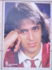 Poster Jean Jacques GOLDMAN 39cm X 28cm Tele 7 Jours Textes De Chansons Au Verso - Plakate & Poster