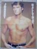 Poster Johnny HALLYDAY 57cm X 44cm PODIUM- - Plakate & Poster