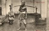 Ceylan Homme Portant Des Bananes - Sri Lanka (Ceylon)