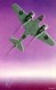 AVIAZIONE AEROPLANO CAPRONI 312 BIS IN VOLO 1940  ILL GIANPAOLO - 1939-1945: 2. Weltkrieg