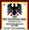 Single - Das Deutschland-Lied  , Großes Blasorchester Mit Chor  -  Vollständige Fassung - Instrumental