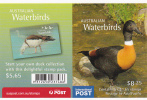 Australia 2012 Waterbirds Sheetlet  5 X 1.65 Mint Never Hinged - Booklets