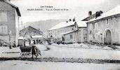 CPA   RAON BASSE  Raon Aux Bois    88  Vosges   Vue Du Centre En Hiver   -O- - France