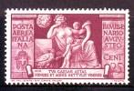 REGNO POSTA AEREA 1937 N. A106  AUGUSTO NUOVO** 1 VALORE - Poste Aérienne