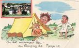 19 MEYMAC - On Est Vachement Bien Au Camping De Meymac - Autres Communes