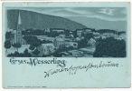 Gruss Aus Wesserling  Timbrée 1901 No 10209 Lautz U. Usenbeck  Etat - Sonstige Gemeinden