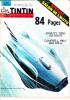 TINTIN JOURNAL 832 1964 Salon De L'Auto, Mille Milles De Caracciola (Graton), Simca 1500, R16, Marchal, Unic, Mandrin, - Tintin