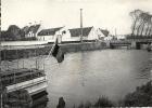 DAMME : De Vaart - Le Canal - RARE CPSM - Ern. Thill, Bruxelles, N° 66 - Damme