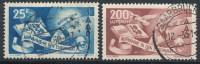 Saarland, Michel-Nr.297/98, Aufnahme I.d. EUROPARAT, Sauber Gestempelt,  Siehe Scan  !! - Germania